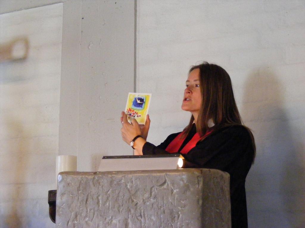 SegnungsGD Pfingsten in Kirchenthumbach mit Kirchenkaffee