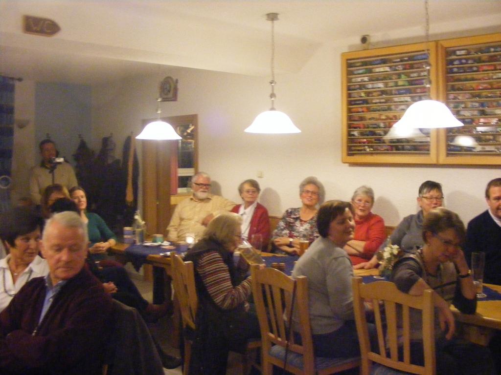 Mitarbeiterdankefest in Tremmersdorf