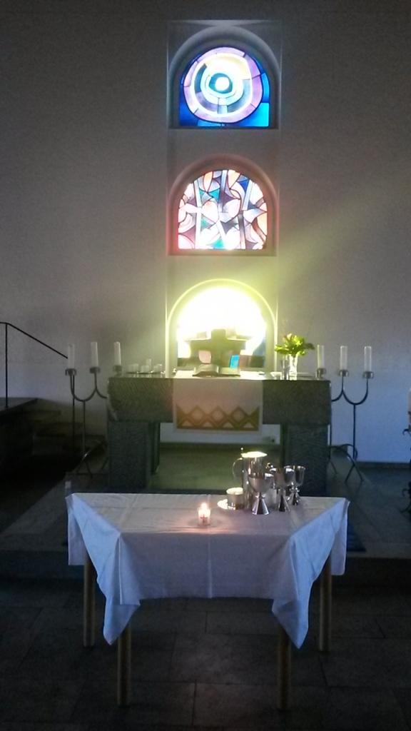Das Licht am Ostermorgen