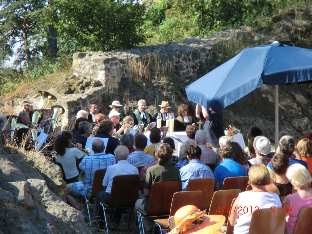 Berggottesdienst der Kulmregion in Waldeck