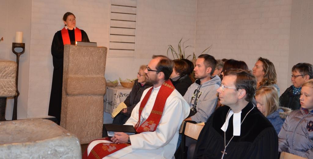 Gottesdienst zum Auftakt des Jubiläumsjahres in Kirchenthumbach/Bilder Fam. Fürk